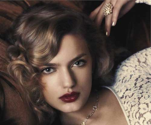 Short Wavy Hair Pictures-9