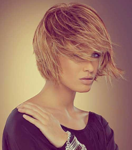 Short bob Haircuts-5