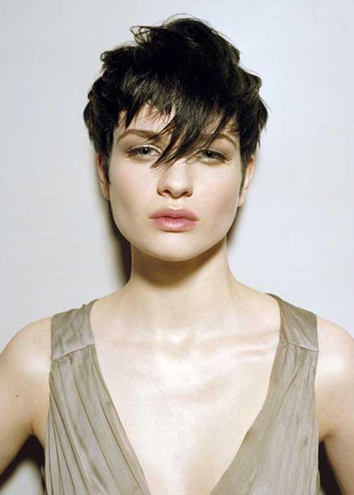 Funky short hairstyles for girls