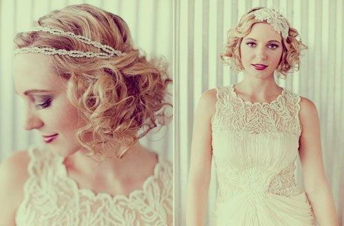 Wedding Hairstyles Ideas For Short Hair