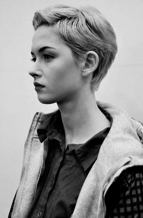 Trendy short haircuts for girls