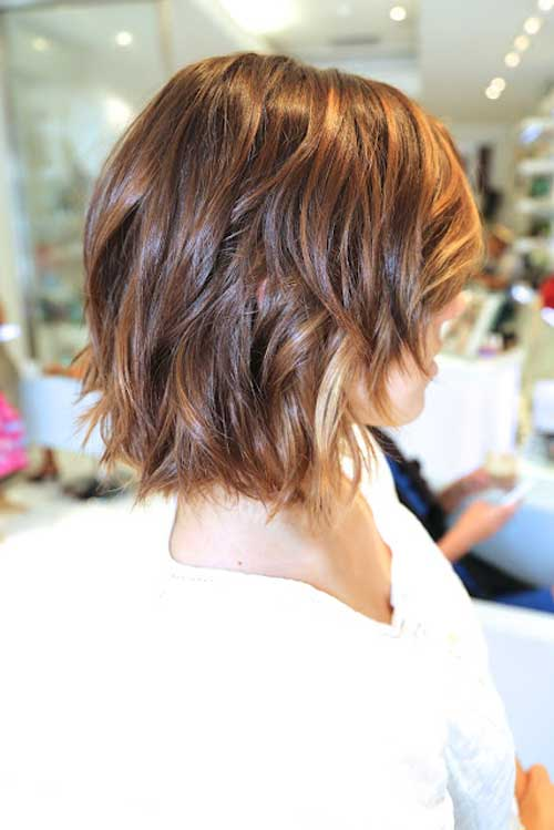 Short Ombre Hair Color  Short Hairstyles 2016  2017  Most Popular Short Ha