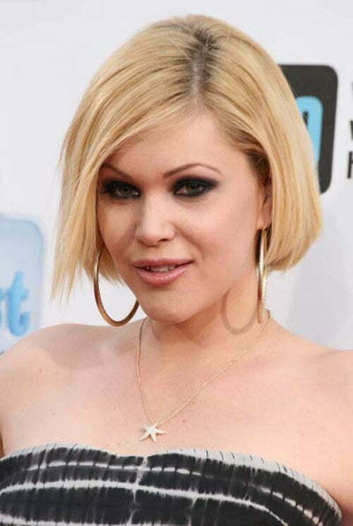 Short sleek bob hairstyles