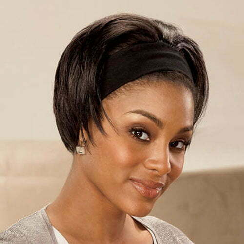 Beautiful Black Women Short Hairstyles