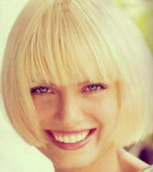 Straight Hair Looks: 25 Best Short Straight Hairstyles