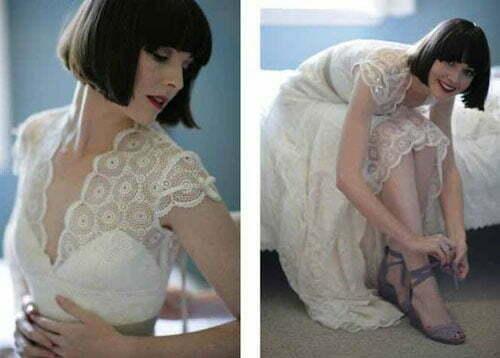 Super Short Wedding Hairstyles-1
