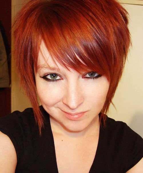 Trendy Short Hair for Women-4