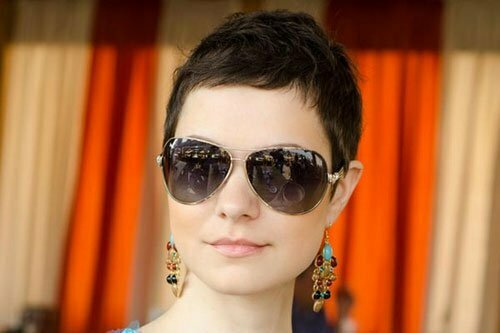 Short trendy haircuts 2013