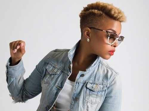 2013 short hair trends for black women