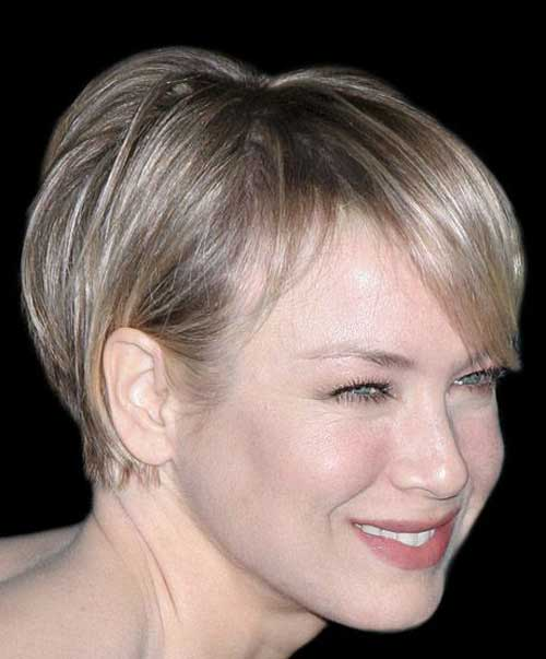 Trendy short haircuts for women 2013