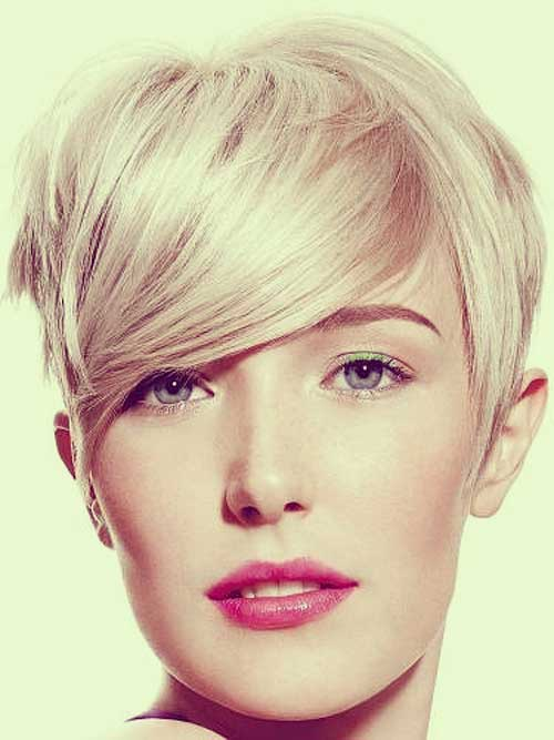Very Cute Short Hair-14