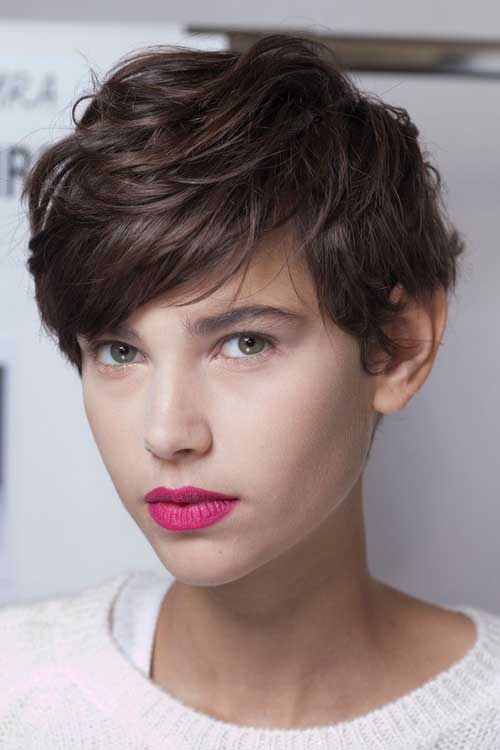 Very Cute Short Hair-17