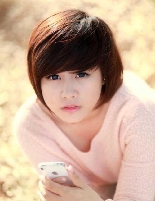Very Cute Short Hair-18