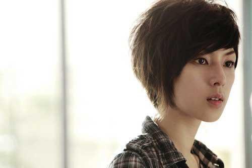 Very Cute Short Hair-3
