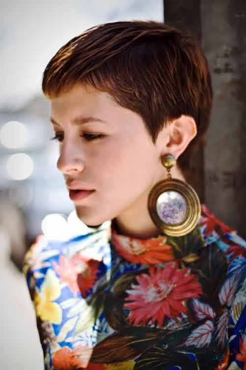 Sensational 25 Best Short Haircuts For Oval Faces Short Hairstyles 2016 Short Hairstyles For Black Women Fulllsitofus