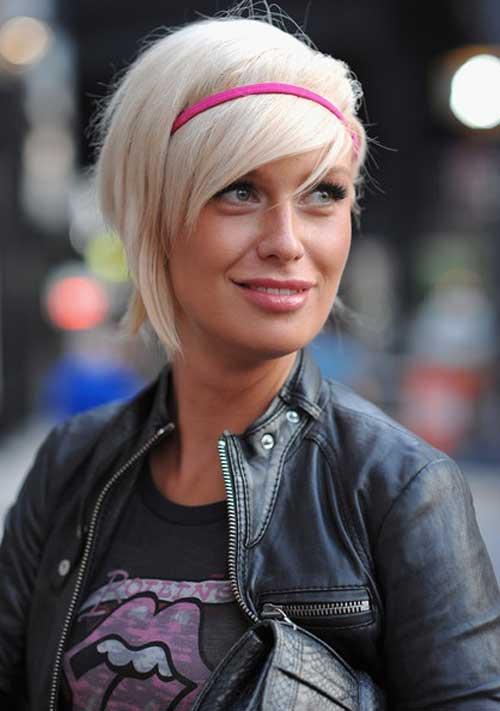 Phenomenal 25 Best Short Blonde Haircuts 2012 2013 Short Hairstyles 2016 Short Hairstyles Gunalazisus