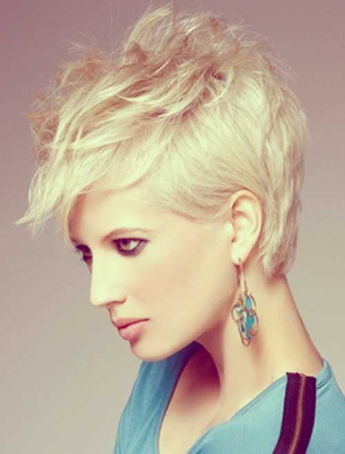 20 Blonde Short Hairstyles 2013-3