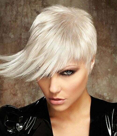 Remarkable 20 Blonde Short Hairstyles 2013 Short Hairstyles 2016 2017 Hairstyles For Women Draintrainus
