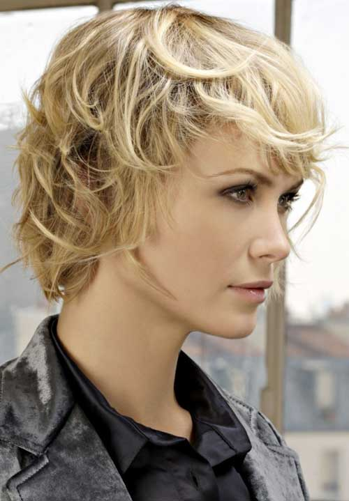20 Blonde Short Hairstyles 2013-6