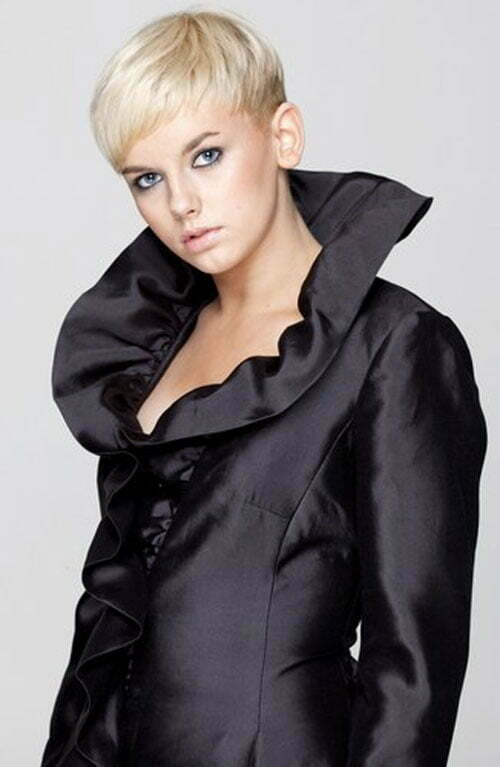 20 Blonde Short Hairstyles 2013-8
