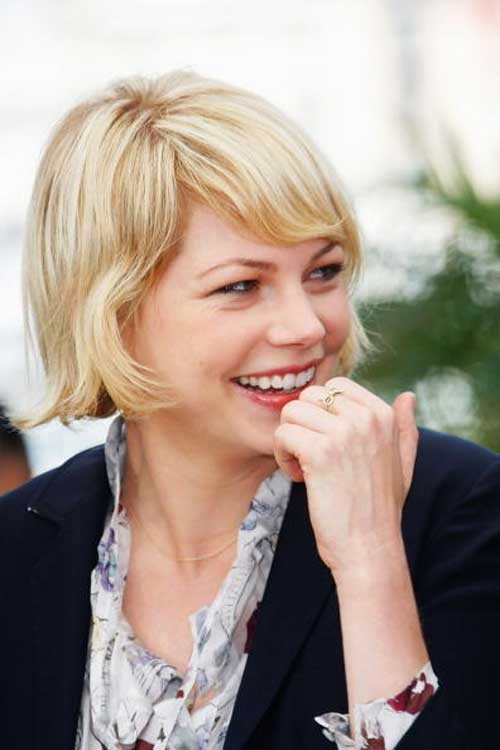 20 Blonde Short Hairstyles 2013