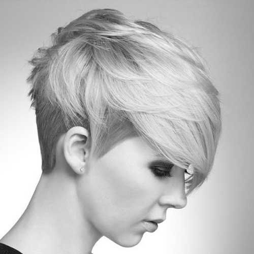 Fantastic 22 Amazing Long Pixie Haircuts For Women  Daily Short Hairstyles 2017