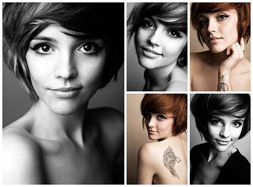 20 Short Hair with Bangs-10