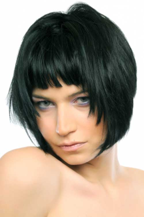 20 Short Hair with Bangs-5