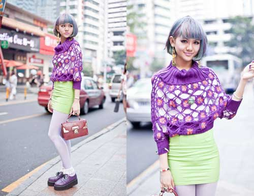 2013 Hair Color Trends for Short Hair-1