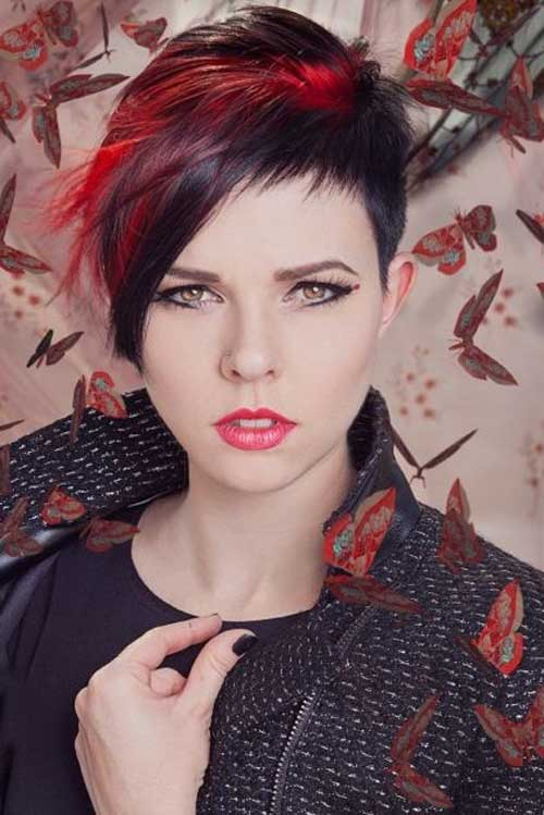 2013 Hair Color Trends for Short Hair-12