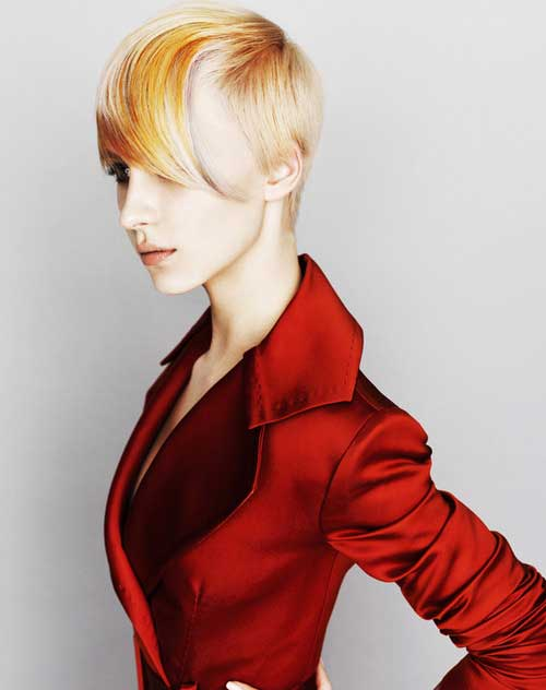 2013 Hair Color Trends for Short Hair-13