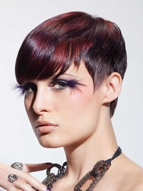 2013 Hair Color Trends for Short Hair-2