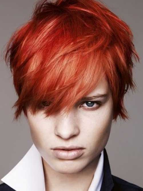 2013 Hair Color Trends for Short Hair-5