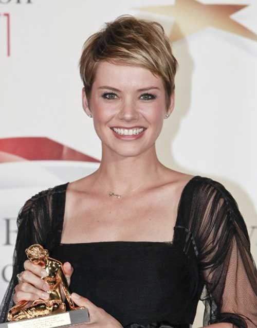 2013 pixie hair trends