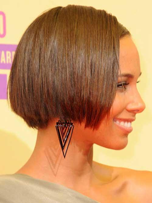 Black celebrities short haircuts