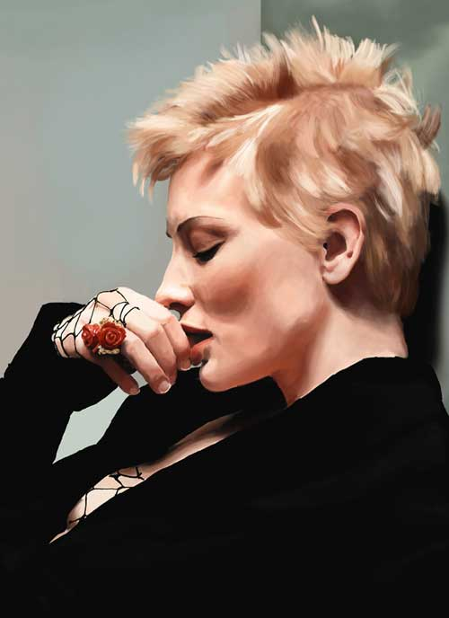Best Celebrity Short Hairstyles-Cate Blanchett