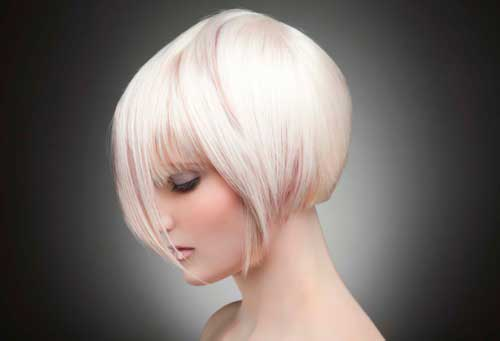 Best Hair Color for Short Hair-2