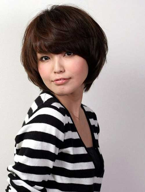 Best Short Trendy Hairstyles 2013-2