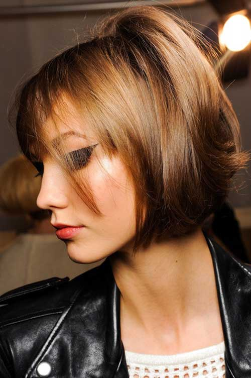 Best Short Trendy Hairstyles 2013-3