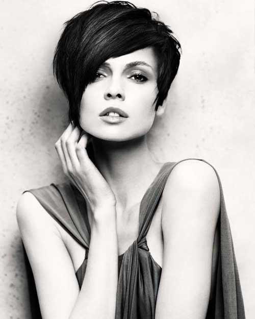 Best Short Trendy Hairstyles 2013-4