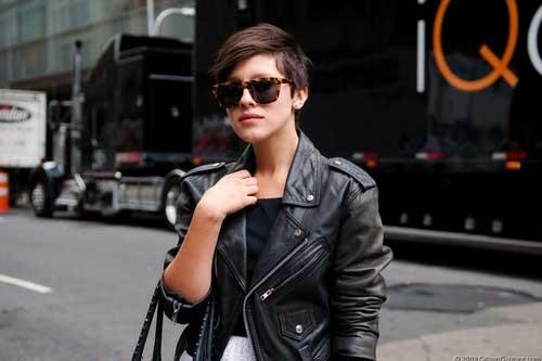 Best Short Trendy Hairstyles 2013-9