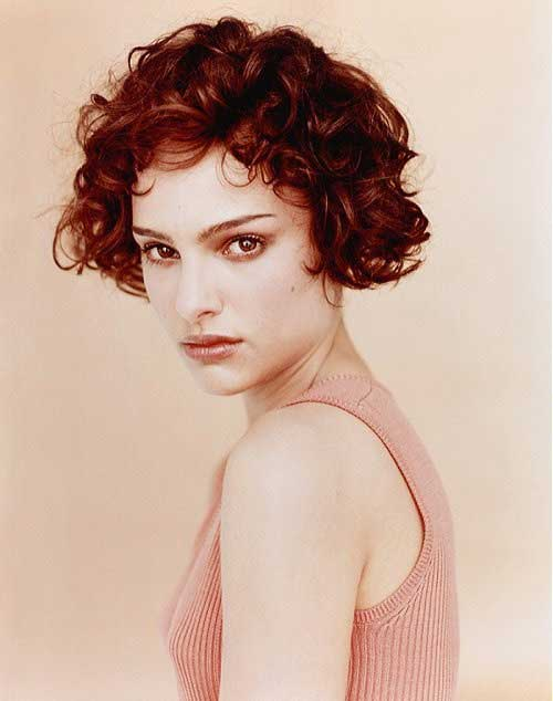 Awesome 25 Best Short Haircuts For Curly Hair Short Hairstyles 2016 Hairstyles For Women Draintrainus
