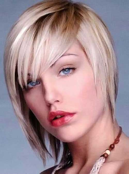 Excellent 20 Best Short Haircuts For Straight Hair Short Hairstyles 2016 Hairstyles For Women Draintrainus