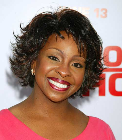 Black Women with Short Hairstyles-1