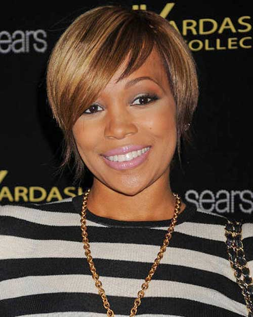 Black Women with Short Hairstyles-2
