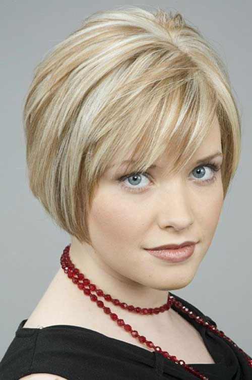 Blonde Short Haircut-14