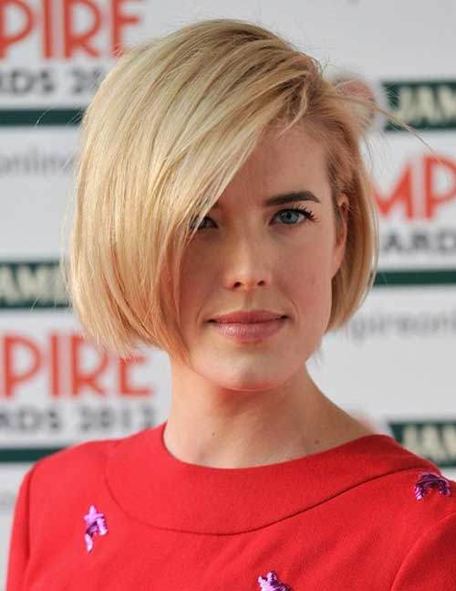Blonde Short Haircut-6