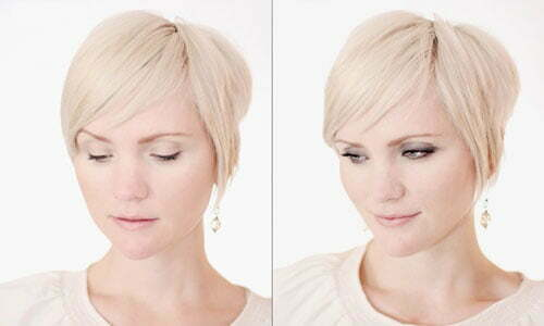 Blonde pixie cuts 2013