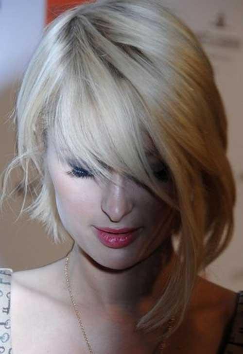Blonde short Hair 2013-3