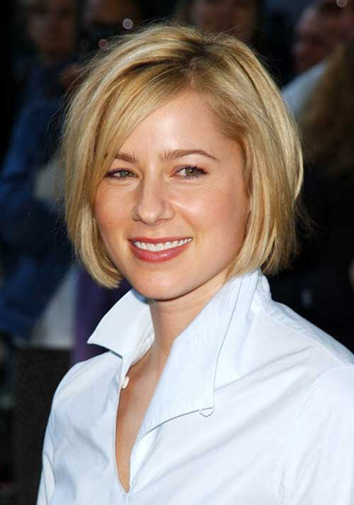 Blonde short Hair 2013-5